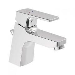 American Standard Concept Square Basin Mixer Tap With Pop-Up Drain
