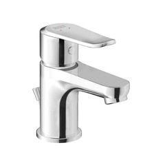 American Standard Neo Modern Basin Mixer Tap With Pop-Up Drain