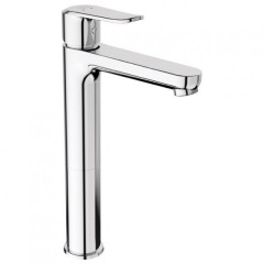 American Standard Neo Modern Extended Tall Basin Mixer Tap With Pop-Up Drain