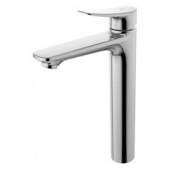 American Standard Milano Extended Tall Basin Mixer Tap With Pop-Up Drain