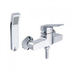 American Standard Concept Square Exposed Shower Mixer With Shower Kit