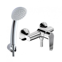 American Standard Neo Modern Exposed Shower Mixer With Shower Kit