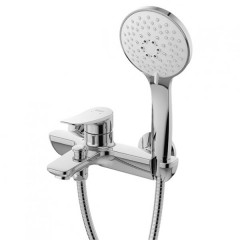 American Standard Milano Exposed Bath Mixer With Shower Kit