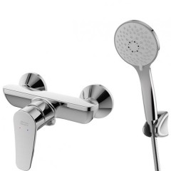 American Standard Milano Exposed Shower Mixer With Shower Kit