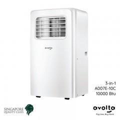 Avolta Portable Aircon With Remote Control 10,000BTU