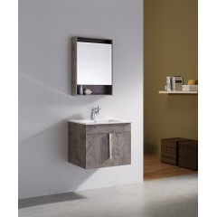 Becker 610MM Stainless Steel Bathroom Cabinet With Mirror