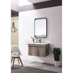 Becker 810MM Bathroom Cabinet With Mirror