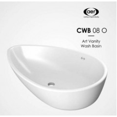AER Art Ceramic Counter Top Basin