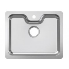 Franke Bell 545mm Undermount Stainless Steel Single Bowl Sink