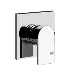 Gessi Emporio Manzoni Concealed Shower Mixer With Built In Part For One Way Mixer