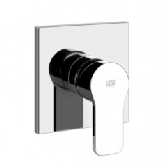 Gessi Emporio Venezia Concealed Shower Mixer With Built In Part For One Way Mixer