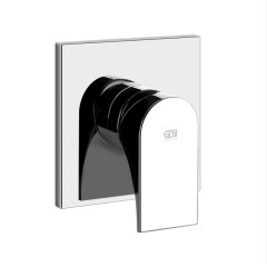 Gessi Emporio Solferino Concealed Shower Mixer With Built In Part For One Way Mixer