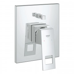 Grohe Eurocube Single-Lever Concealed Bath Mixer