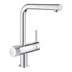 Grohe Blue Pure Minta Single-Lever Sink Mixer Tap With Filter Function