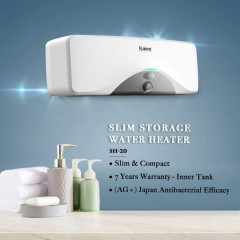 Rubine 20L Slim Storage Heater
