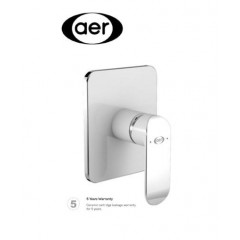 AER Concealed One Way Mixer Tap