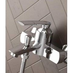 AER Bath Mixer Tap GX Series Chrome